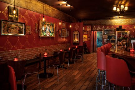 Vancouver's Themed Bars