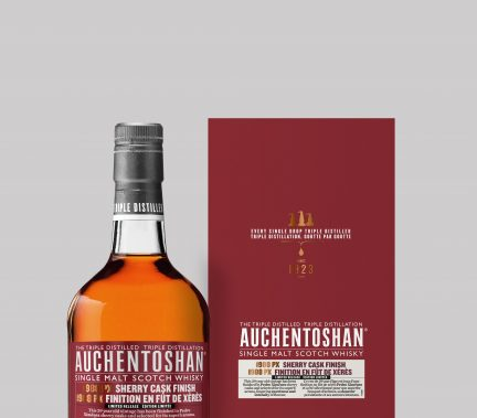 Auchentoshan 1988 PX Sherry Cask Finish