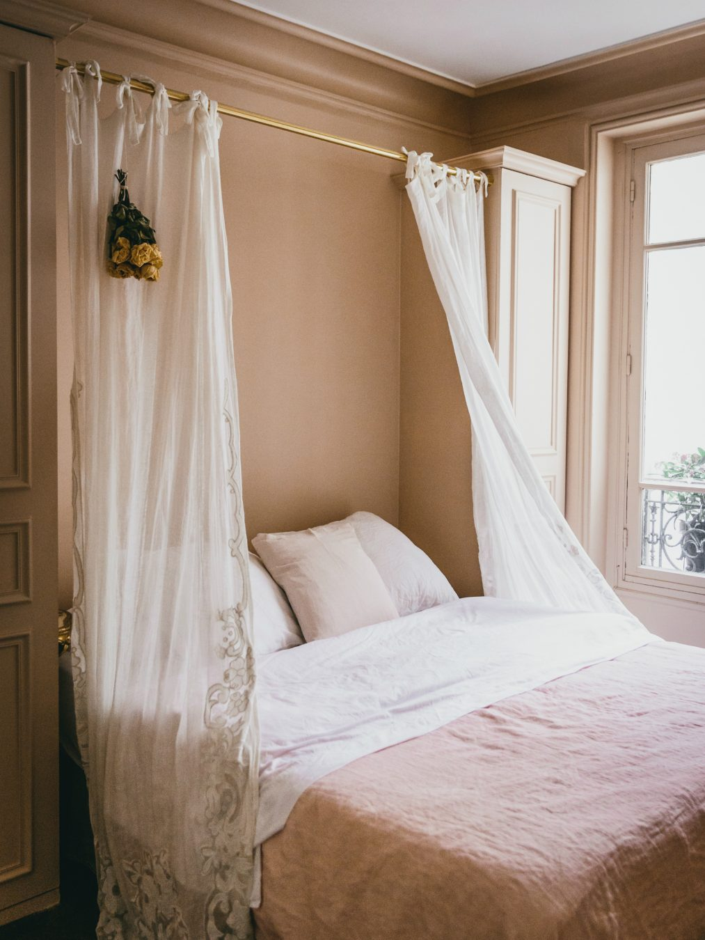 Inside Jackie Kai Ellis's Paris Apartment