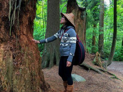 Fairmont Waterfront Talking Trees Tour