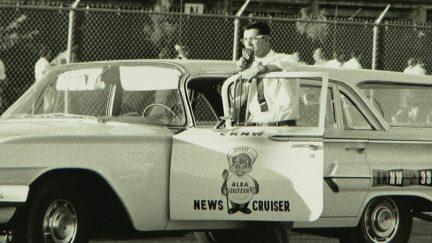 George Garrett, Vancouver's Intrepid Reporter