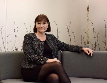 Destination BC CEO Marsha Walden