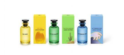 Louis Vuitton Les Colognes