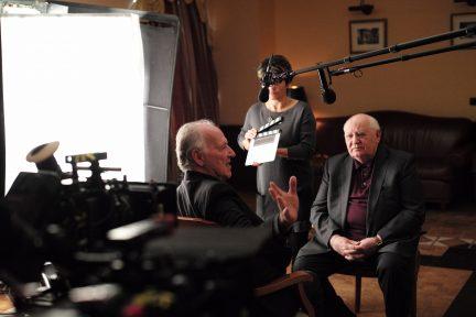 Werner Herzog's Meeting Gorbachev