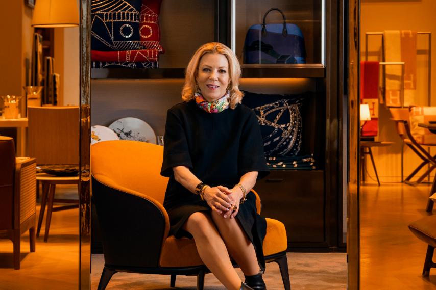 Jennifer Carter, Hermes CEO crop