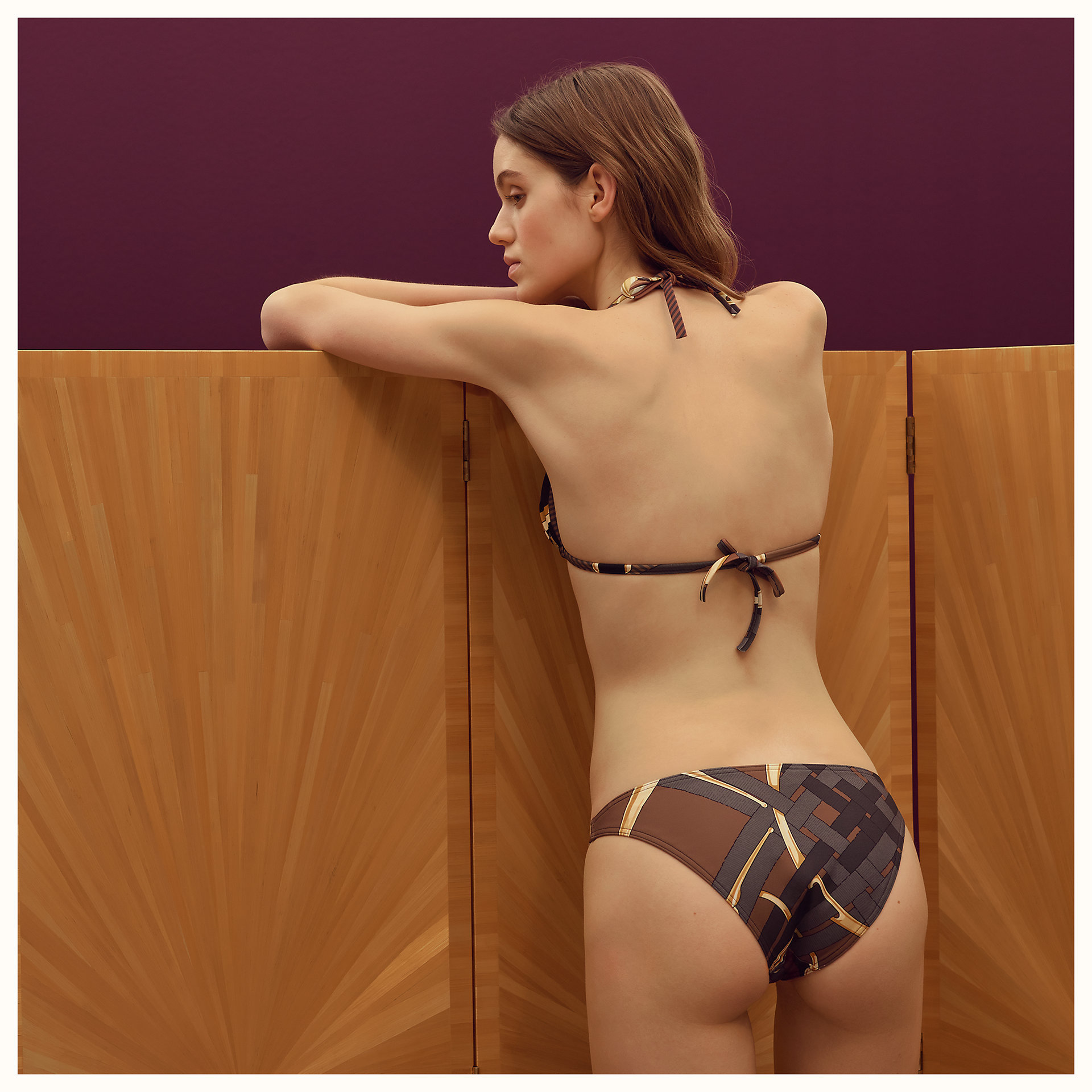 Hermes Palerme bikini