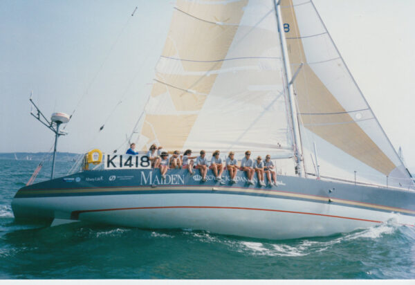 The All-Women Yacht That Changed the Face of Competitive Sailing