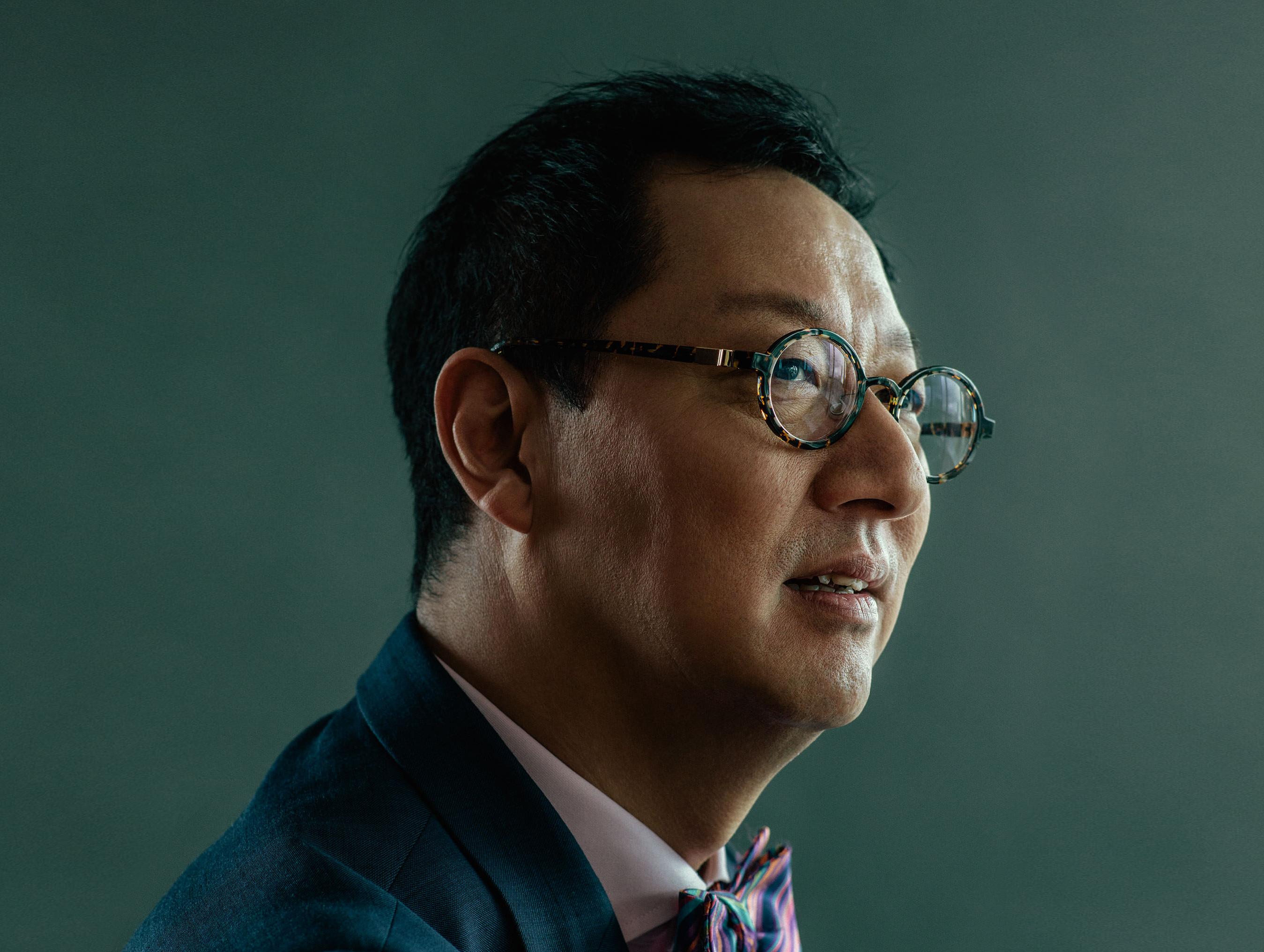 Santa Ono UBC president MONTECRISTO magazine interview