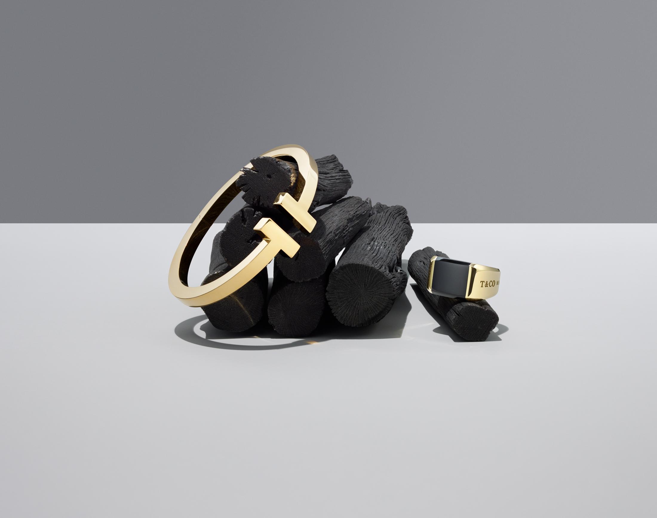 Tiffany Men's Collection creative shoot by Darrin Haddad