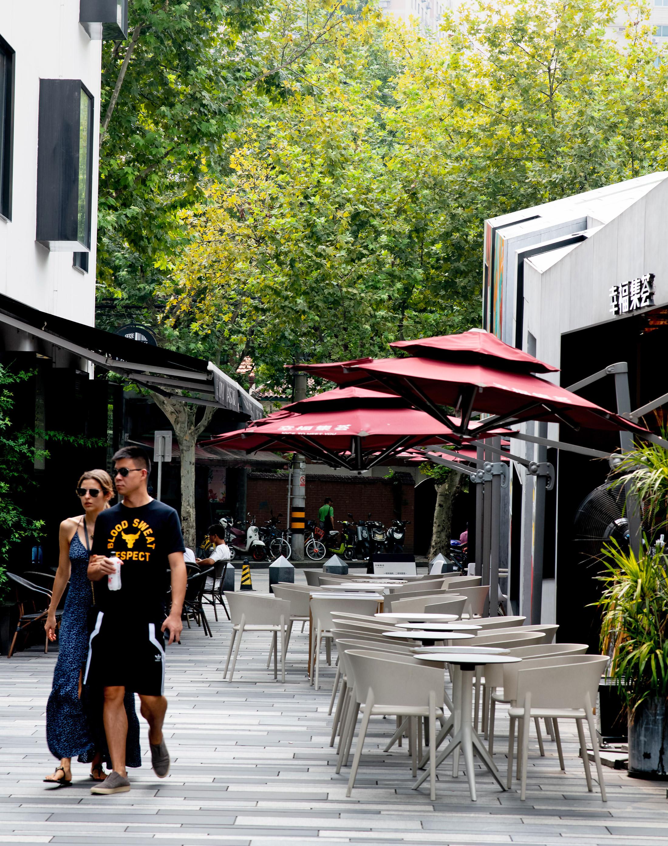 panyu street shanghai