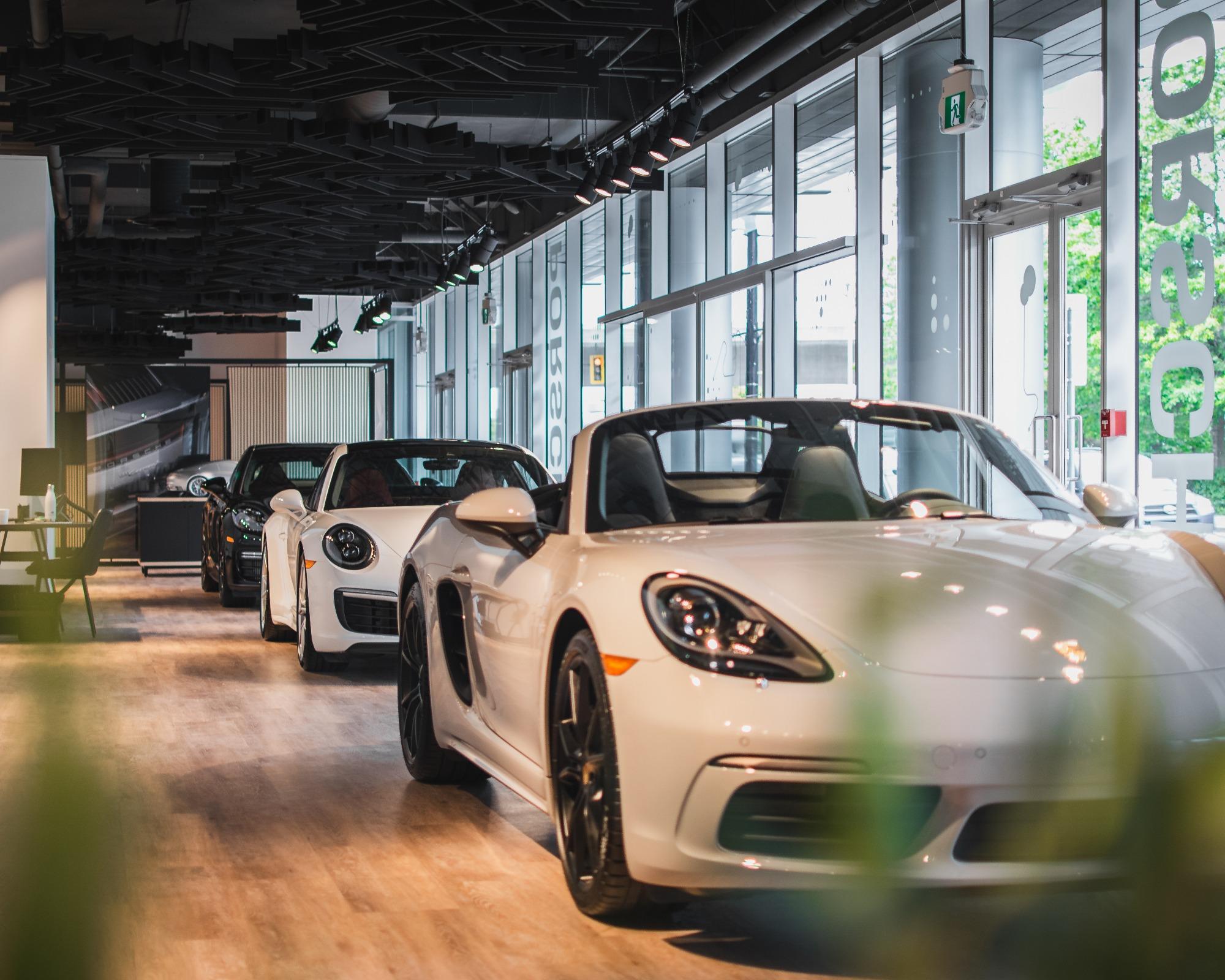Image courtesy of Porsche Canada.