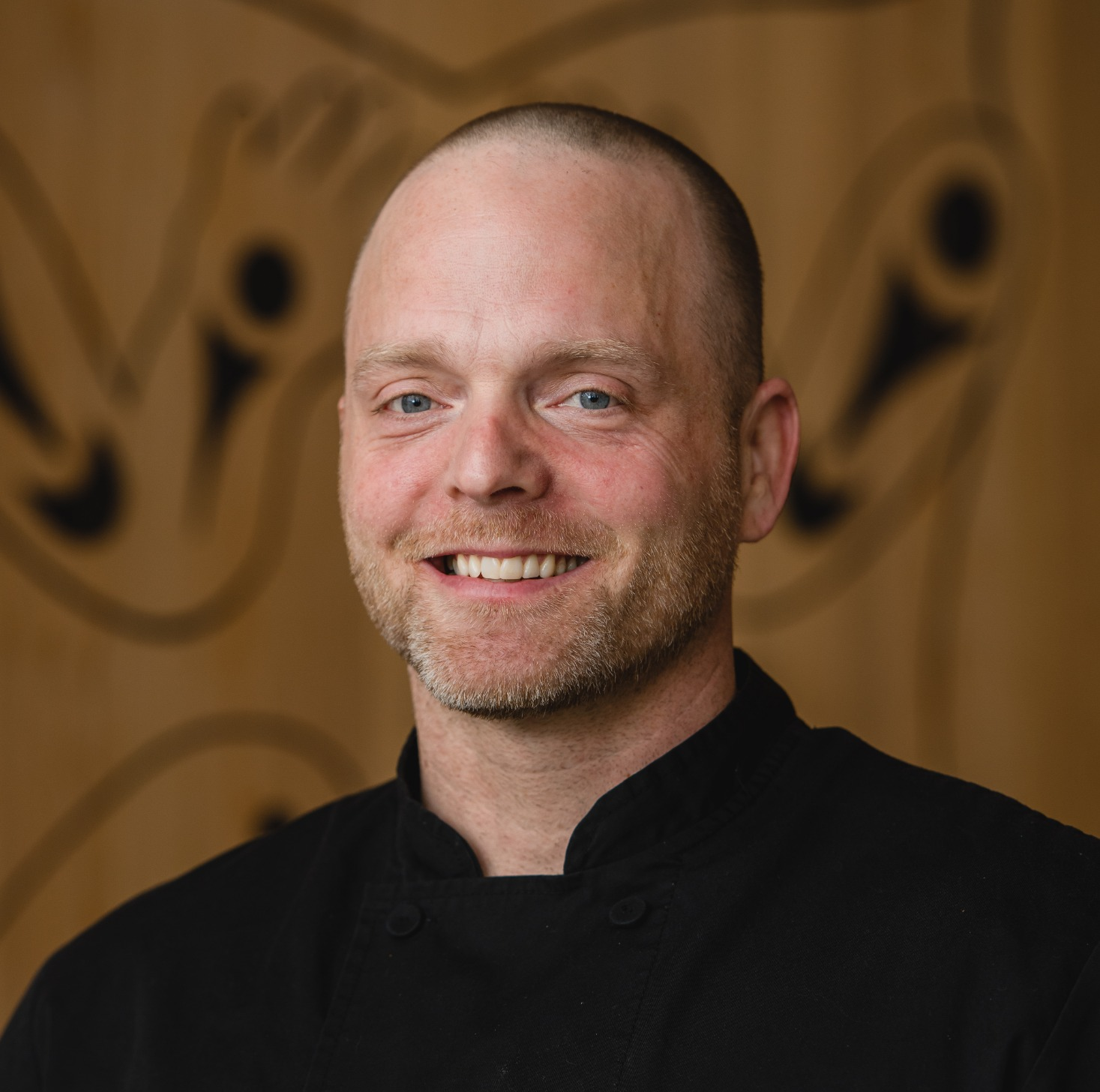 Squamish Lil'wat Cultural Centre Executive chef D'arcy Demoe.