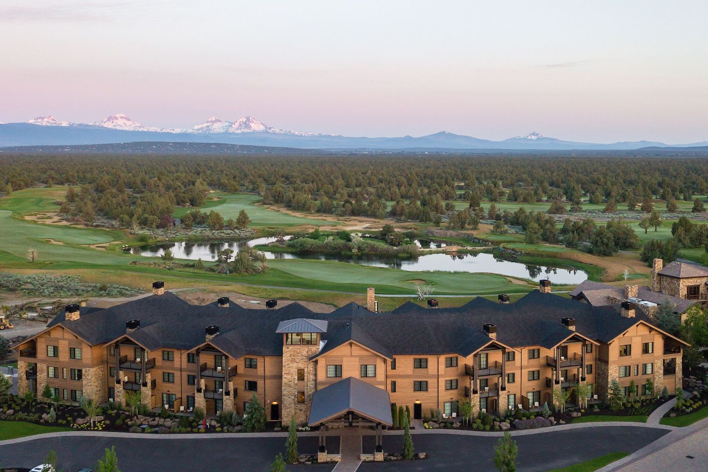 Huntington Lodge at Pronghorn Resort.