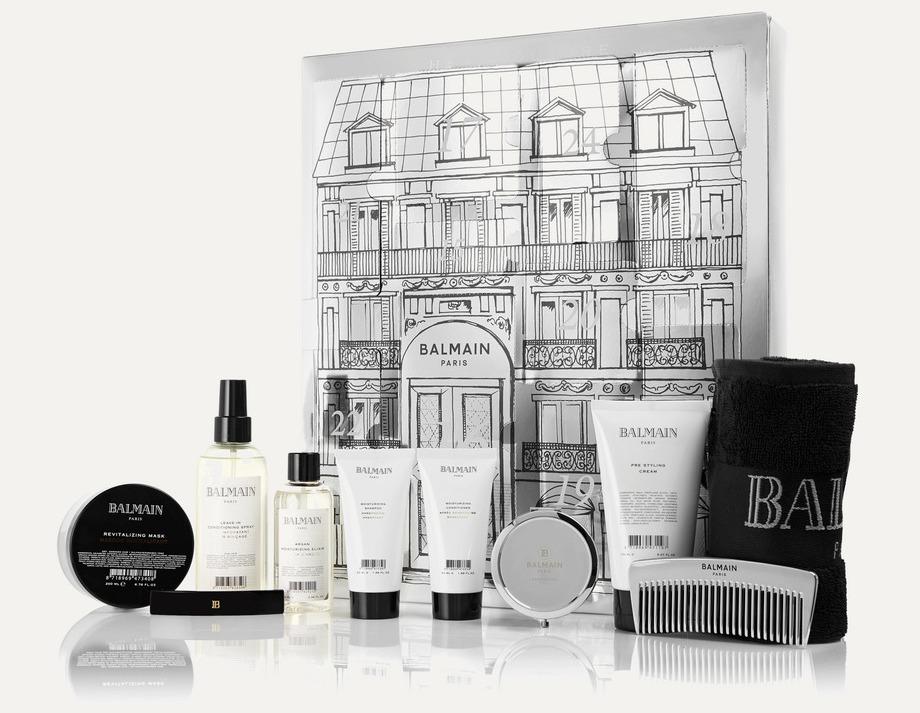 Balmain Paris Hair Couture Advent Calendar