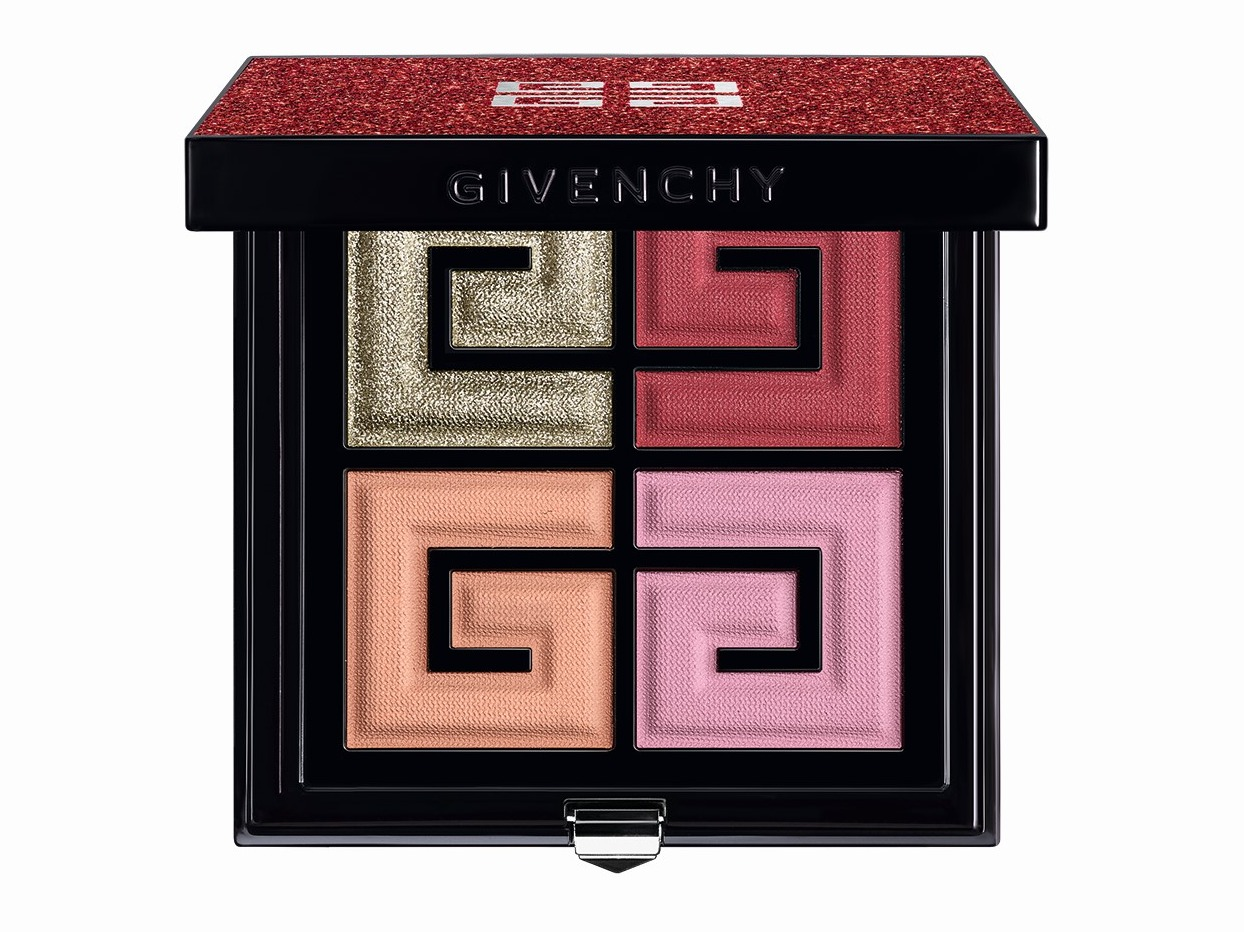 Givenchy Holiday Red Line Palette