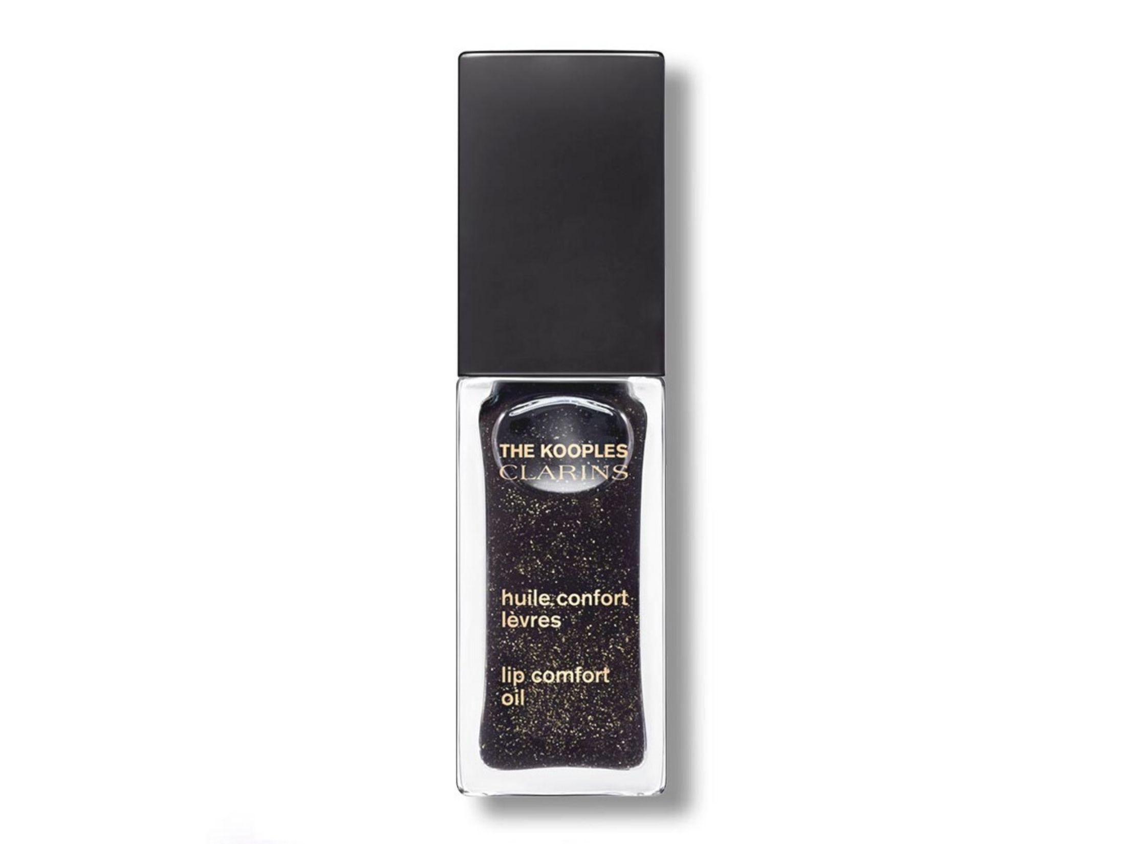 Clarins x The Kooples Lip Comfort Oil.