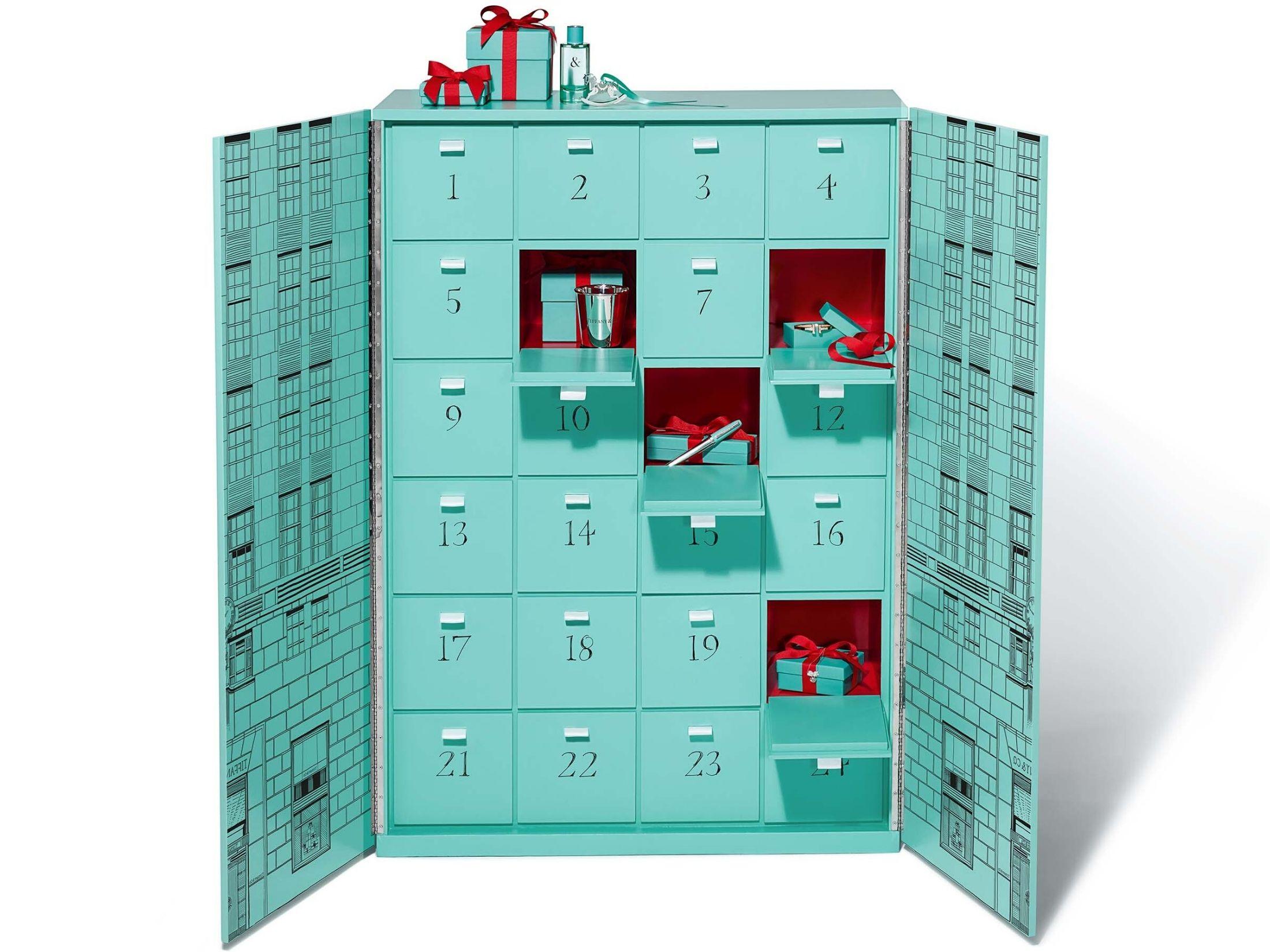 Tiffany & Co advent calendar