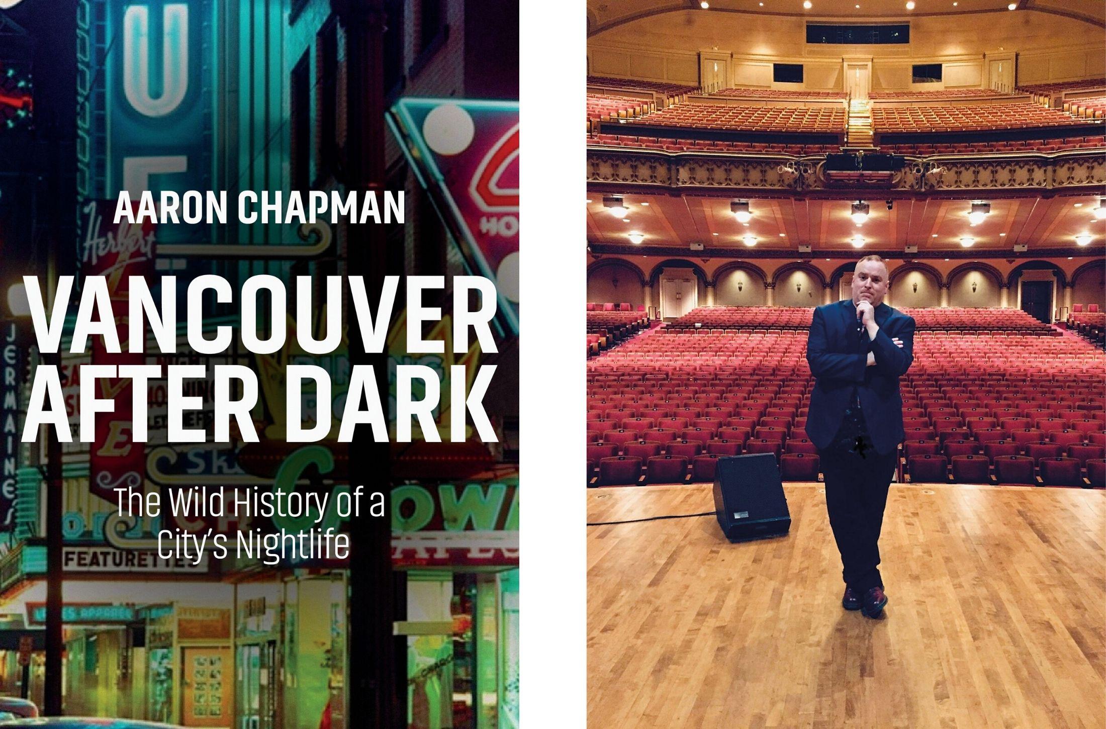 Aaron Chapman Vancouver After Dark
