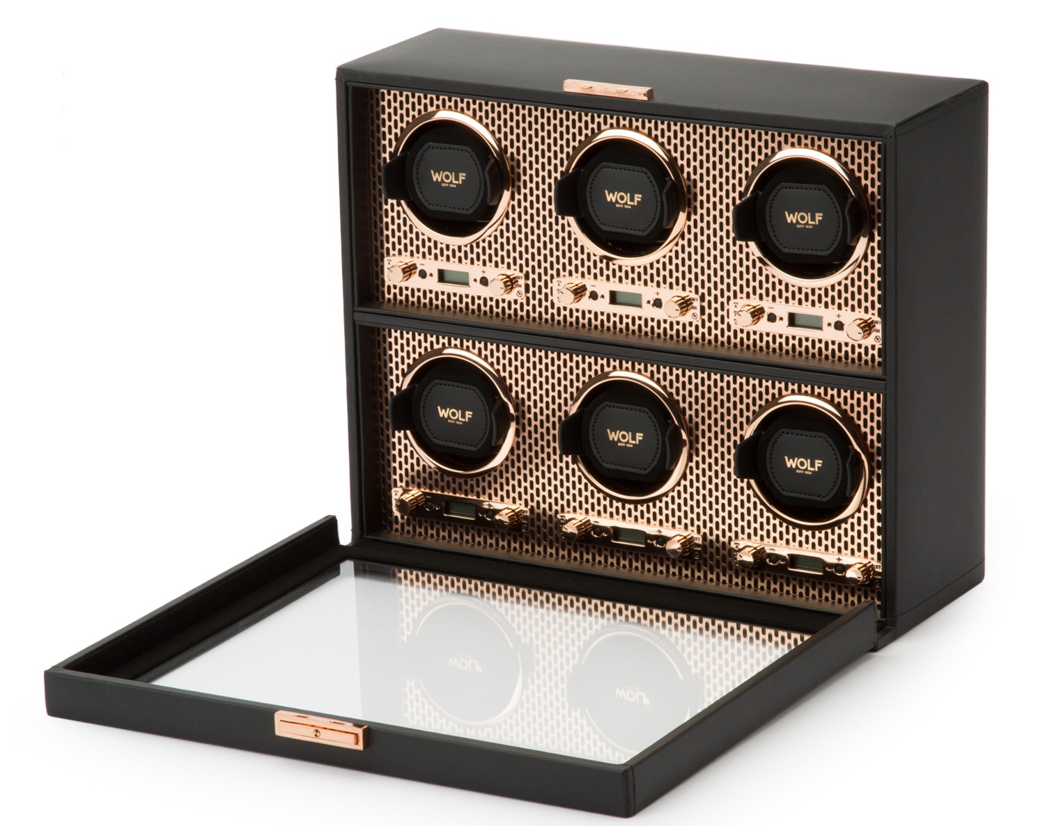 Wolfcopper Axis 6-piece Winder