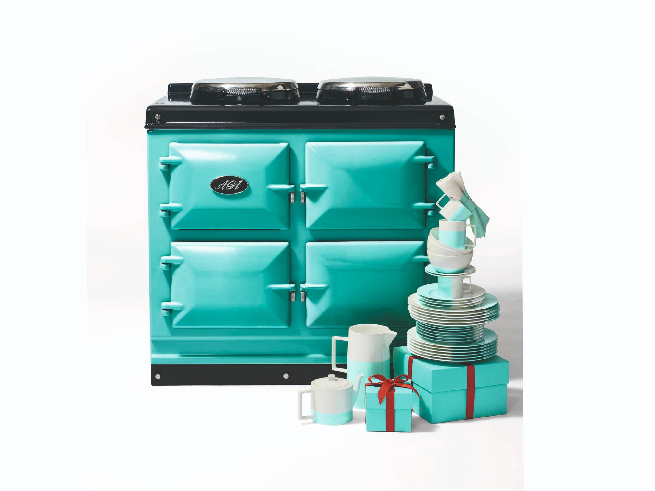Tiffany & Co Aga Oven