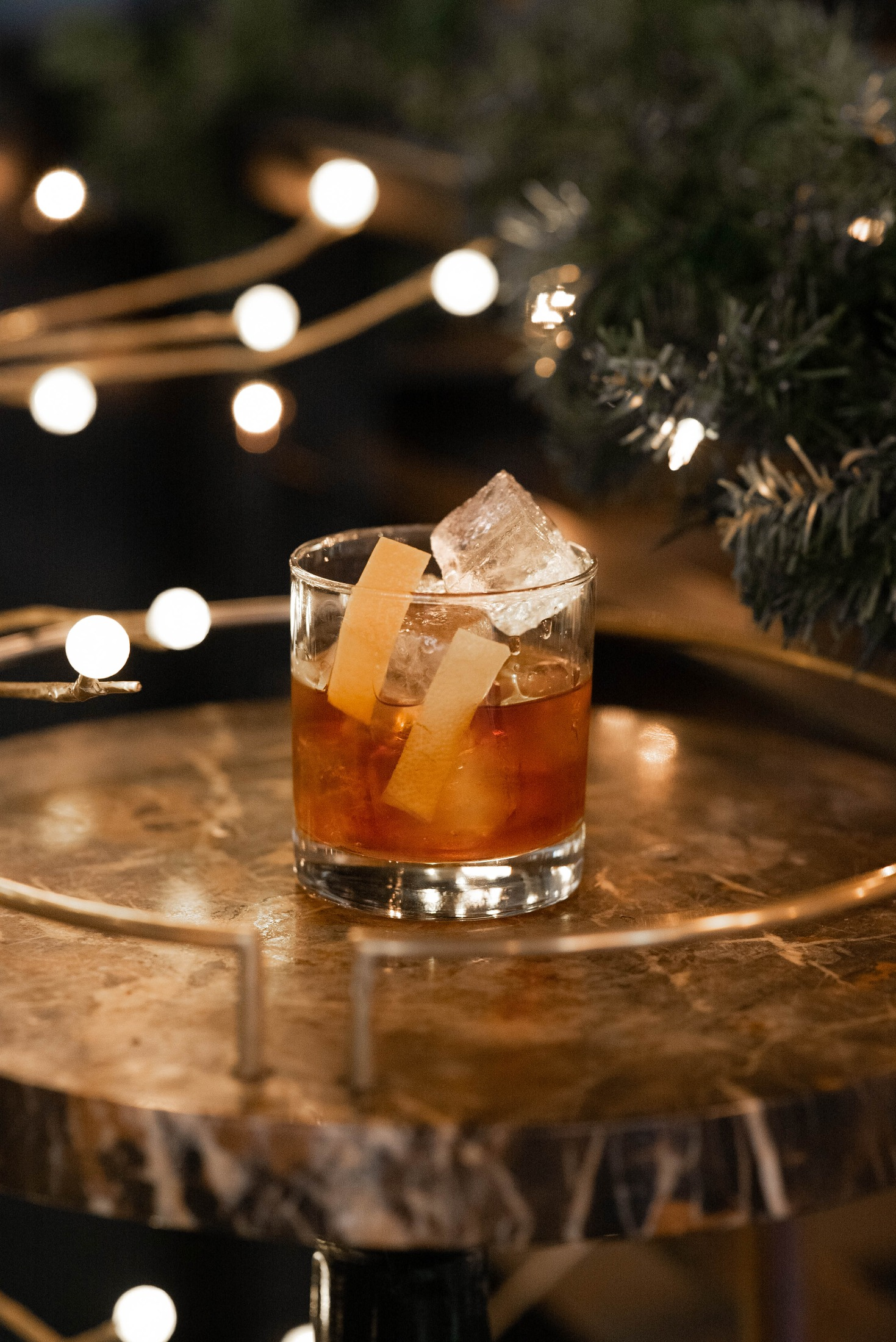 Island Holiday cocktail