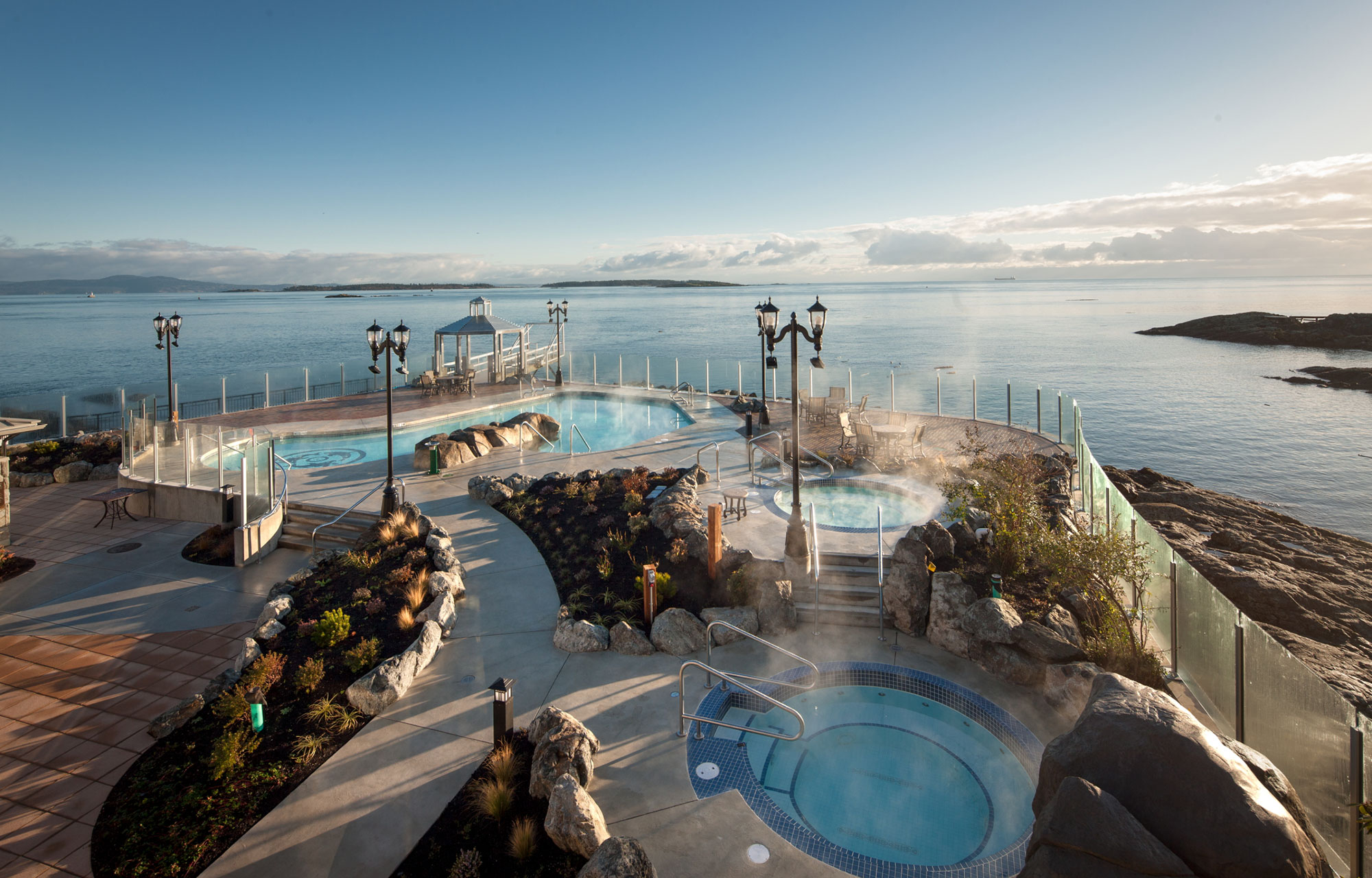 The Boathouse Spa at Oak Bay Beach Hotel & Resort in Victoria