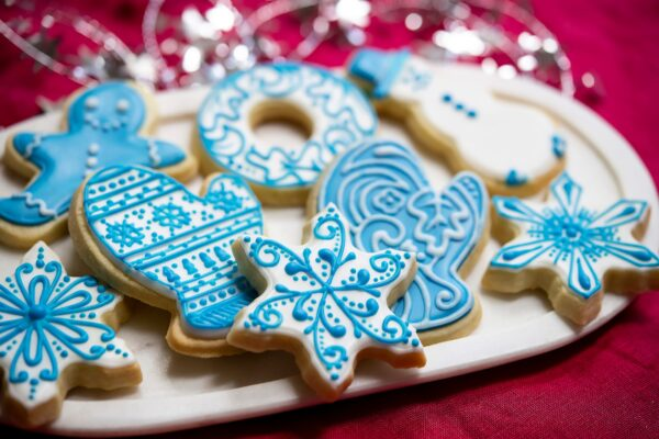 Holiday Sugar Cookies from Vancouver's Up-and-Coming Pastry Chefs