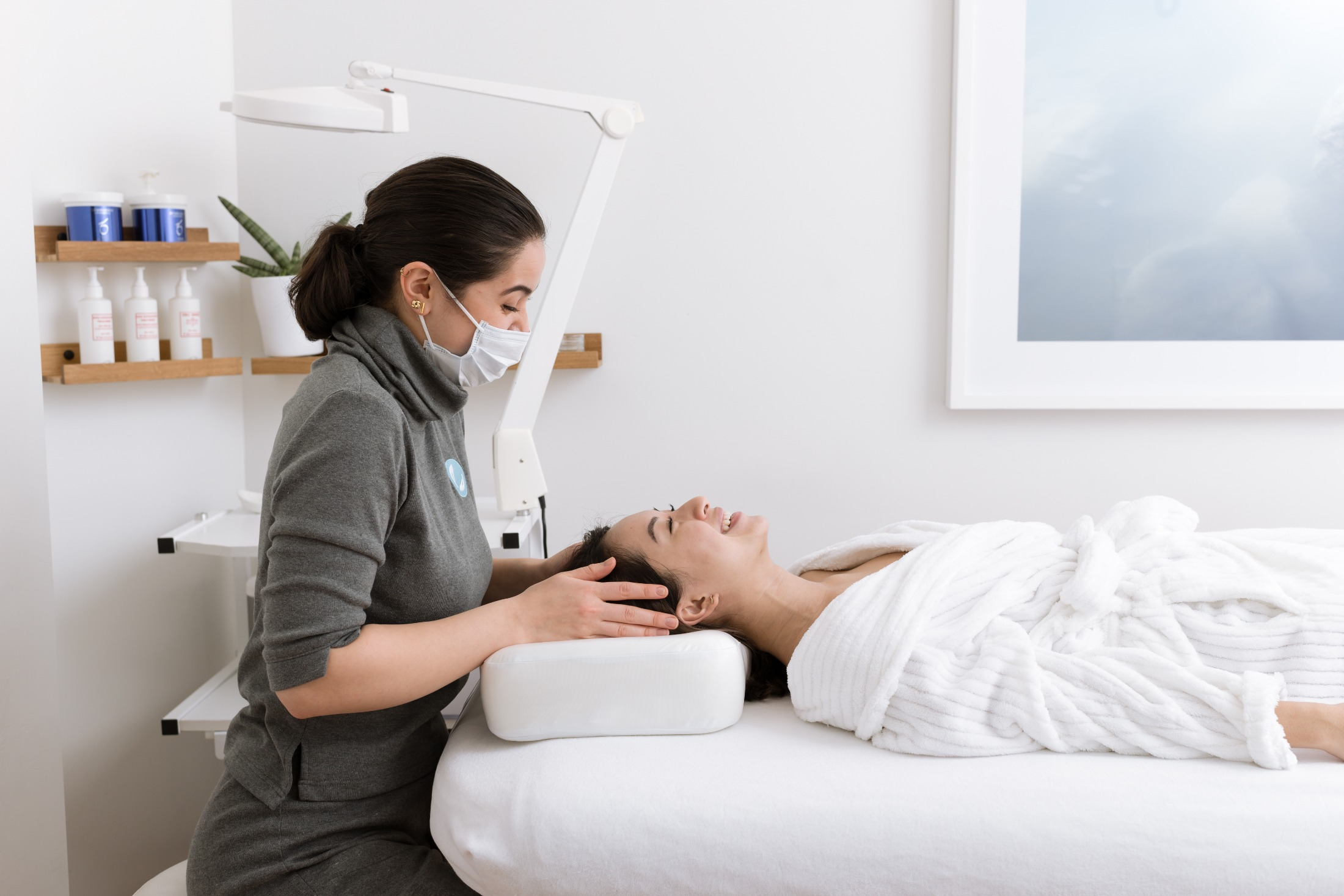 Touch of Joy Vancouver facial