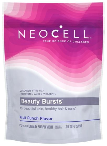 Neocell Beauty Bursts Soft Collagen Chews
