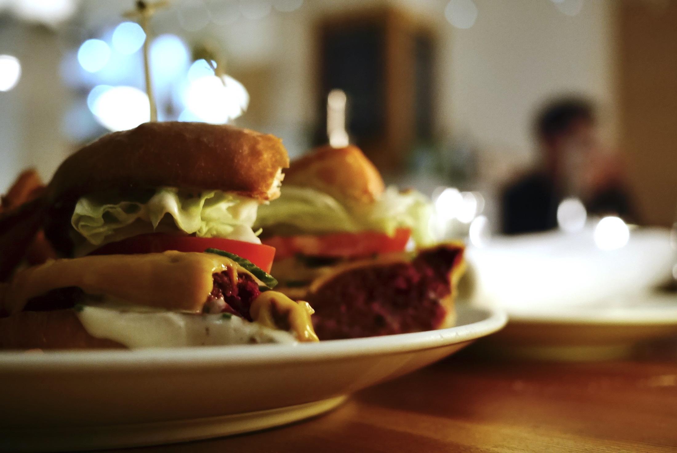 Best Veggie Burgers in Vancouver