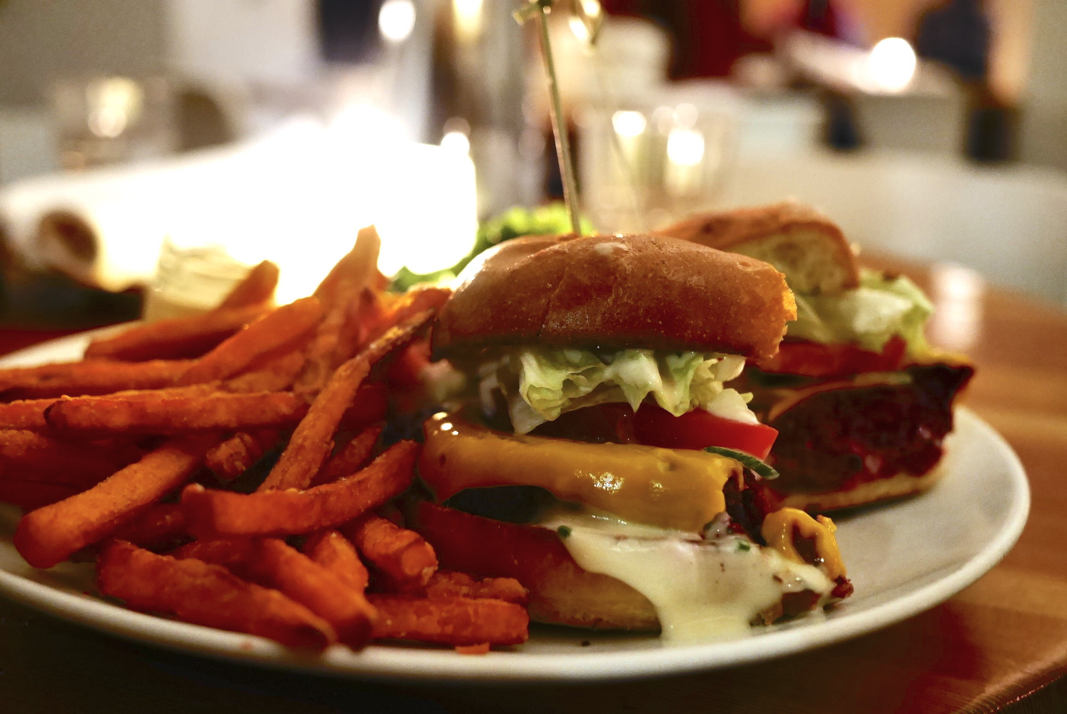 Heirloom Classic Burger