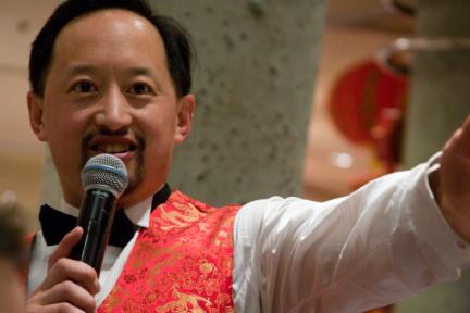 Todd Wong, Gung Haggis Fat Choy