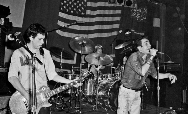 That Time the Clash Played Soccer with a Bunch of Vancouver Punks