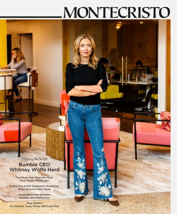 Whitney Wolfe Herd Bumble