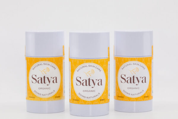 Satya organic hand cream