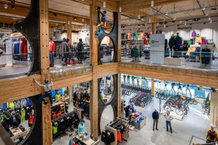 New MEC flagship store Vancouver