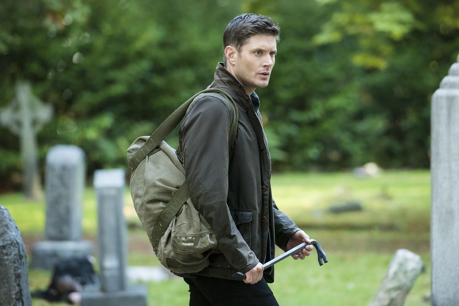 Supernatural star Jensen Ackles (Dean Winchester)