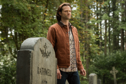 Jared Padalecki in Supernatural
