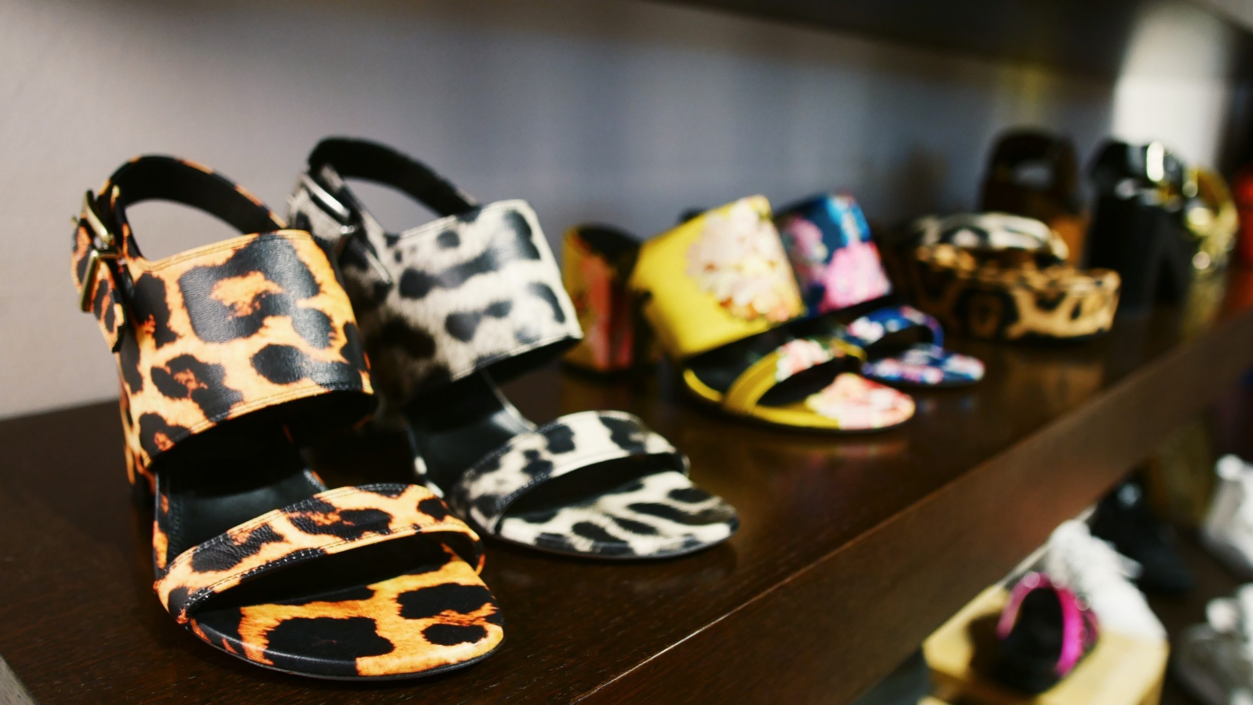 Shoes at Bacci