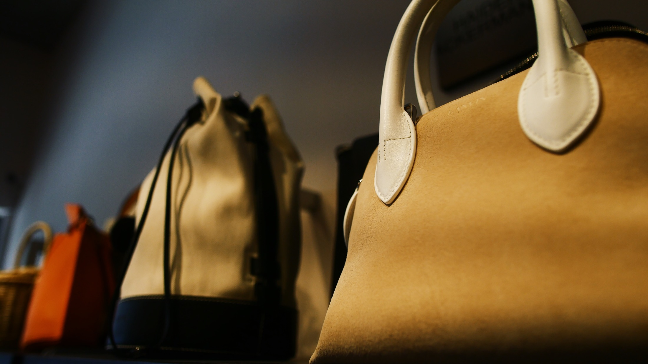 Handbags at Bacci