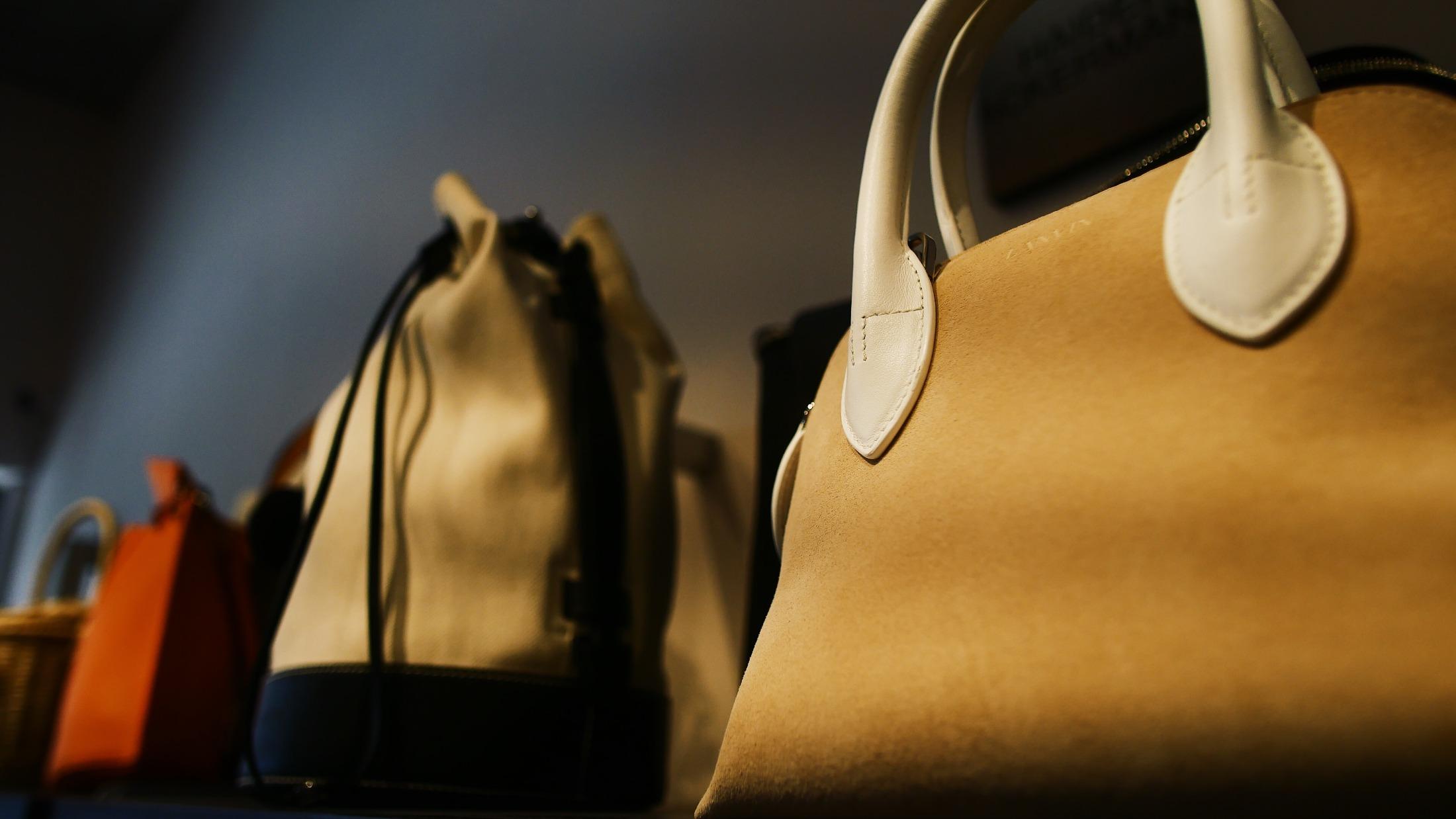 Handbags at Bacci