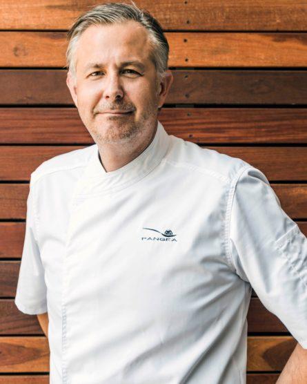 Chef Guillermo Beristáin