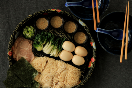 ramen home meal kit
