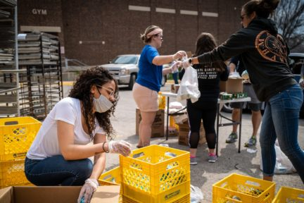 Volunteers COVID-19