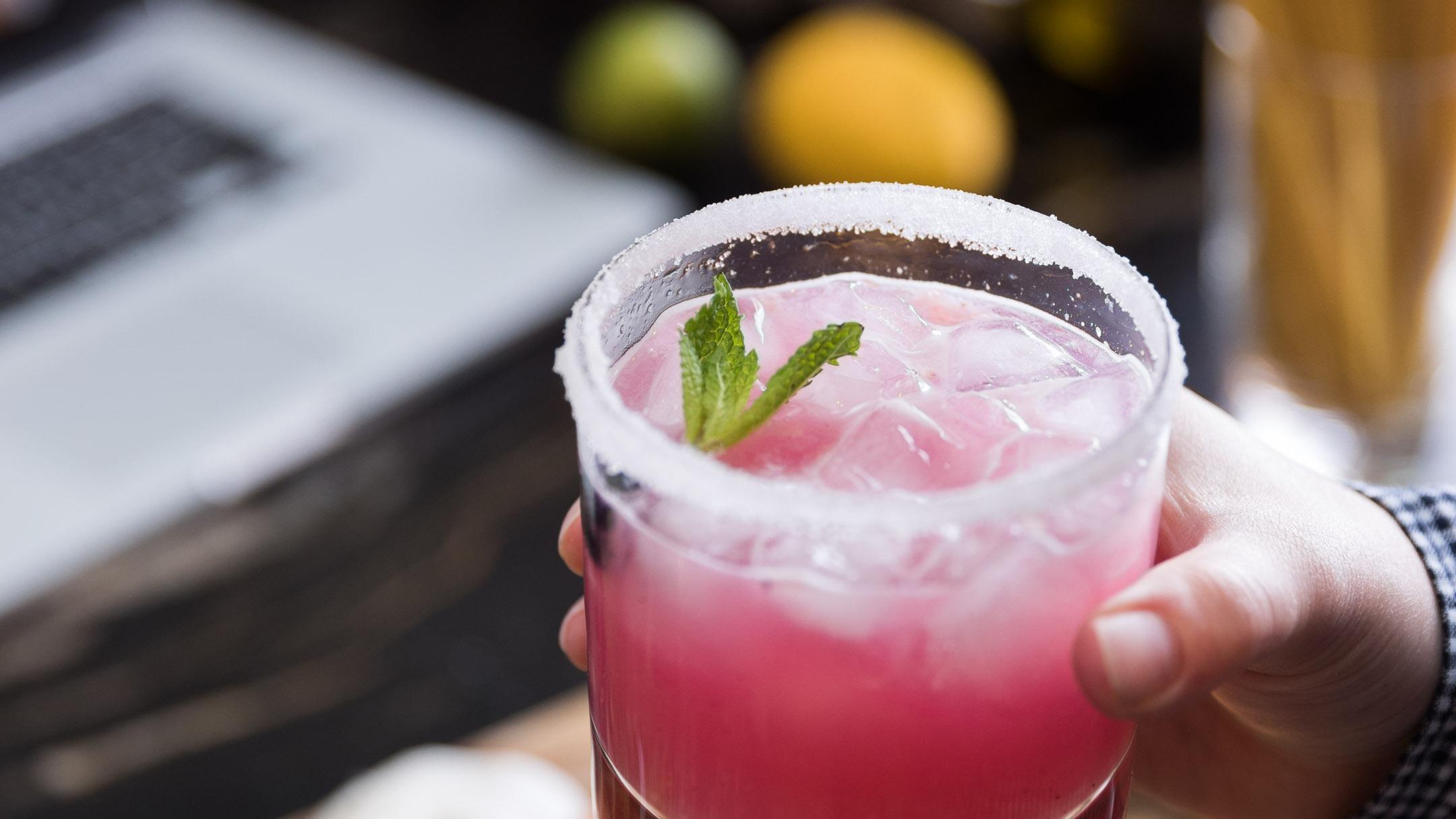 Homeschool Series cocktail
