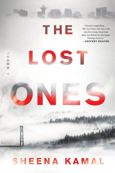 Cover of The Lost Ones by Sheena Kamal