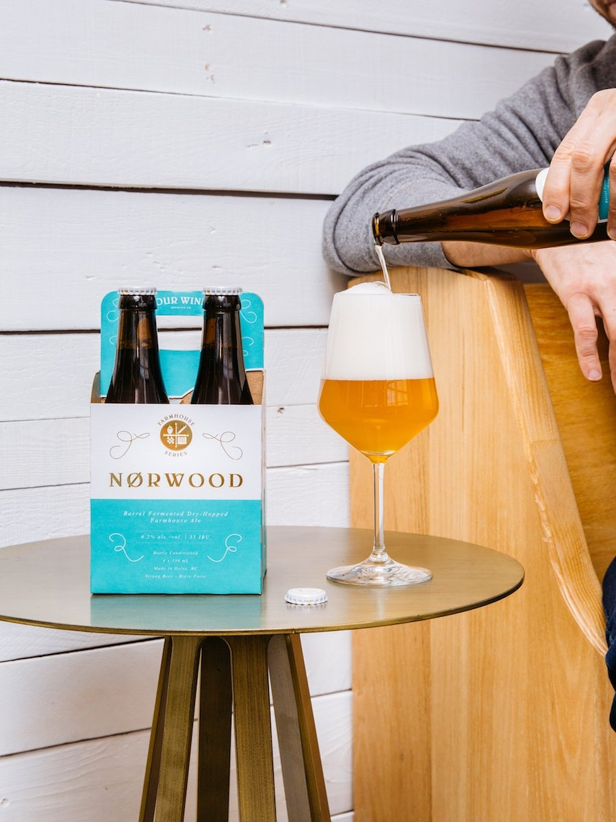 Our Picks for B.C.'s Best Spring Craft Beers (That Can Be Delivered to Your Door)