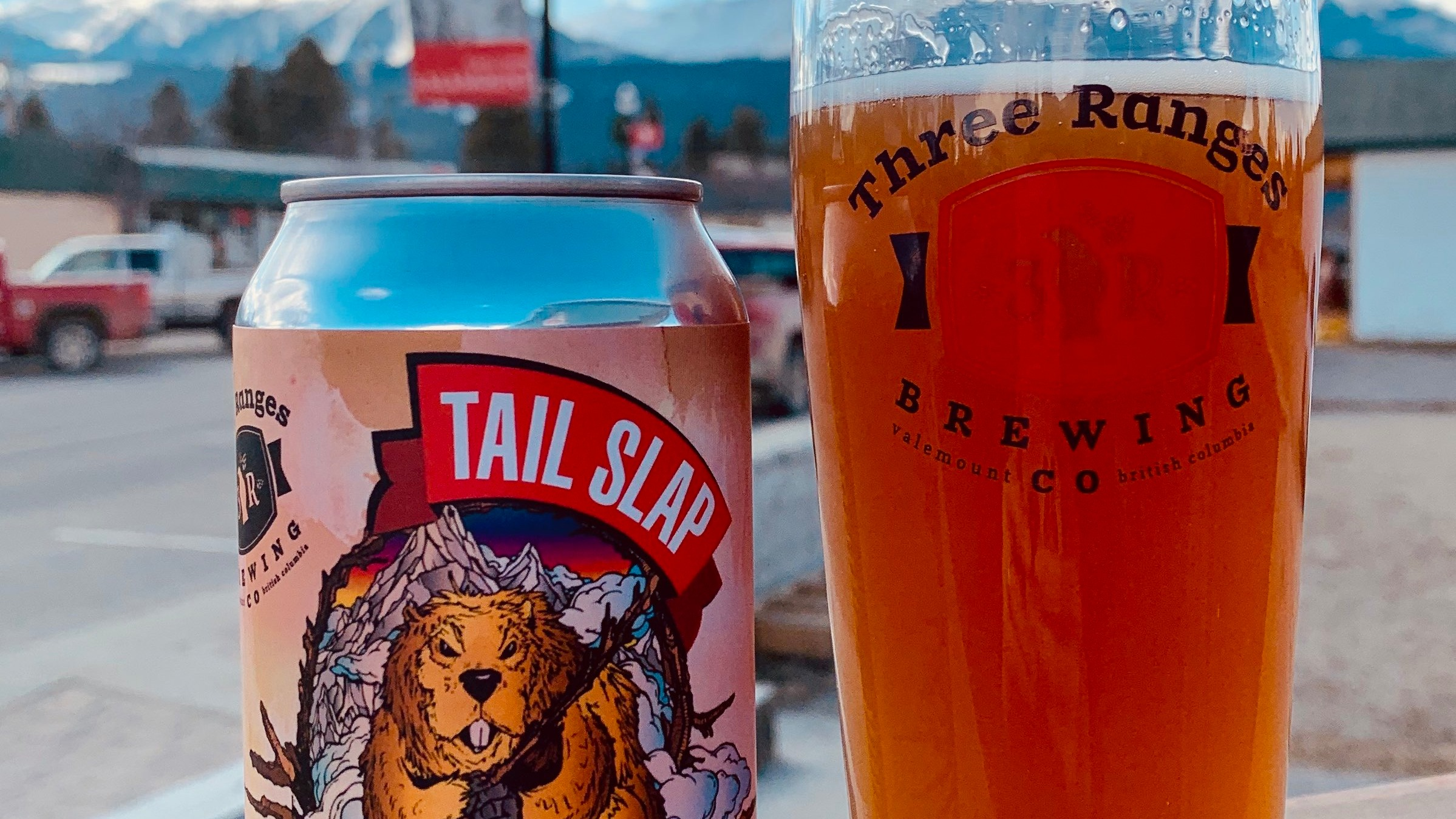 Tail Slap craft beer