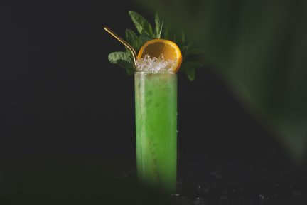 Tropic Thunder cocktail