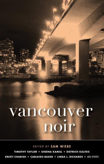 Vancouver Noir cover